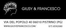 Giusy e Francesco
